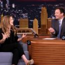 Drew Barrymore At The Tonight Show Starring Jimmy Fallon - 454 x 303