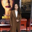 Alice Braga:  Premiere Of Columbia Pictures' 'Miss Bala'