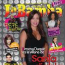 Ximena Duque, Santa Diabla - La Bamba Magazine Cover [Mexico] (16 August 2013)