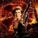 Resident Evil: The Final Chapter (2016) - 454 x 674