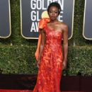 Danai Gurira : 76th Annual Golden Globe Awards - 454 x 591
