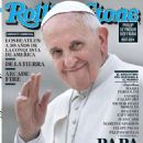 Pope Francis - Rolling Stone Magazine Cover [Argentina] Magazine Cover [Argentina] (5 March 2014)