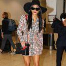Nicole Scherzinger – Seen at Sydney International Airport in Australia