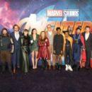 'Avengers Infinity War' UK Fan Event - Red Carpet Arrivals