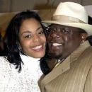 Cedric the Entertainer and Lorna Wells - 274 x 248