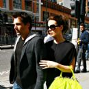 Kate Beckinsale - Shopping In Central London 2008-06-04