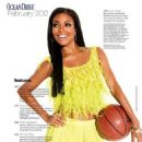 Gabrielle Union Covers Ocean Drive February 2012