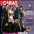 Christian Chávez, Christopher Von Uckermann, Maite Perroni, Dulce María, Alfonso Herrera, Anahí, Rbd - Caras Magazine Cover [Mexico] (September 2007)