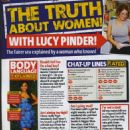 "Lucy Pinder - Nuts Magazine Scans ""The Truth About Women"" (Jan 25 2008)"
