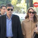 Tatiana Stefanidou and Nikos Evangelatos