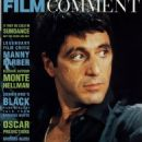 Al Pacino - Film Comment Magazine Cover [United States] (March 2000)