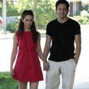 Jennifer Love Hewitt - Out For A Morning Walk Near Her Home...2008-07-06
