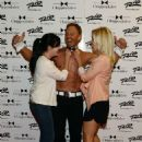 Jennie Garth, Shannen Doherty Reunite With Shirtless Ian Ziering at Chippendales Show  - June 30th 2013 - 454 x 648