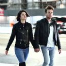 Mary Elizabeth Winstead and Ewan McGregor out in Hollywood - 454 x 475