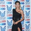 Chloe Sims – 2019 Daily Mirror Pride of Sport Awards in London - 454 x 782