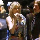 Diane Kruger and Norman Reedus – Arrives at the Versace Fashion Show in New York