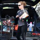 Amy Adams – Grocery Shopping in Studio City 12/1/ 2016 - 454 x 636