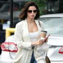 Jenna Dewan at The Standing Egg in Los Angeles
