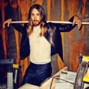 Jared Leto - Flaunt Magazine Pictorial [United States] (February 2014)