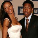 Nick Cannon and Selita Ebanks - 454 x 391