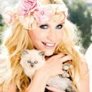 Ke$ha - Seventeen Magazine Pictorial [United States] (February 2013)