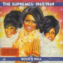 The Rock 'n' Roll Era: The Supremes: 1963-1969