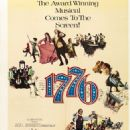 1776 - 1972 Motion Picture Musical By Sherman Edwards - 454 x 690