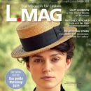 Keira Knightley – L.Mag (January/February 2019) - 454 x 605