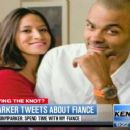 Tony Parker and Axelle Francine - 454 x 255