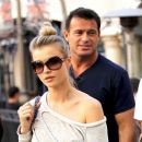 Joanna Krupa and Romain Zago - 454 x 387