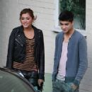 Zain Malik and Geneva Lane - 454 x 593