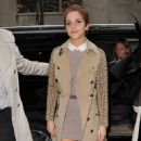 Emma Watson - Returns to her Manhattan Hotel - November 16, 2010