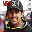 Lucas di Grassi - Mensch Magazine Cover [Brazil] (17 August 2012)