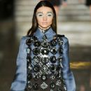 Miranda Kerr Miu Miu at Paris Fashion Week Fall 2012