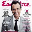 Jude Law - Esquire Magazine Cover [Greece] (November 2016)