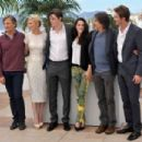 Kristen, Kirsten, Garrett, Tom and Sam Hit Cannes With the On the Road Crew