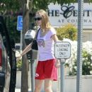 Lily Rose Depp out and about in Los Angeles