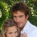 Rodrigo Diaz and Luisana Lopilato
