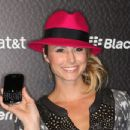Stacy Keibler - US Launch Party For New Blackberry Bold, 30.10.2008.