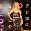 Luisana Lopilato – 2014 Martin Fierro Awards Gala in Buenos Aires - 454 x 668