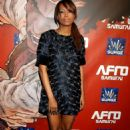 Aisha Tyler - Afro Samurai Video Game Launch Party In Los Angeles, January 27 2009