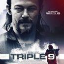 Triple 9 (2016) - 454 x 674