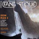 Oblivion - L'ecran Fantastique Magazine Cover [France] (January 2013)