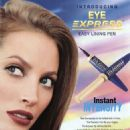 Christy Turlington - Maybelline Ad