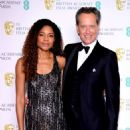 Naomie Harris and Richard E. Grant – 2020 British Academy Film Awards in London - 454 x 586