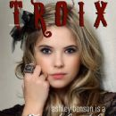 Ashley Benson - Troix Magazine Cover [United States] (December 2010)