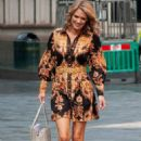 Charlotte Hawkins – Look stilysh while leaving Classic FM in London - 454 x 683