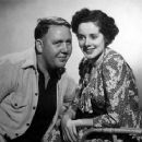 Elsa Lanchester and Charles Laughton - 454 x 362