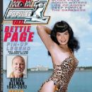 Bettie Page - Popular 1 Magazine Cover [Spain] (August 2017)