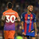 FC Barcelona v Manchester City FC - UEFA Champions League - 454 x 315